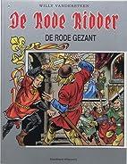 De rode gezant by Karel Biddeloo