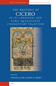 The Rhetoric of Cicero in Its Medieval And…