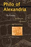 Philo of Alexandria : Introduction, Translation, and Commentary