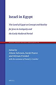 Israel in Egypt: The Land of Egypt as…