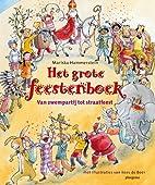 Het grote feestenboek by Mariska Hammerstein