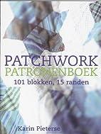 Patchwork Patronenboek, 101 blokken, 15…