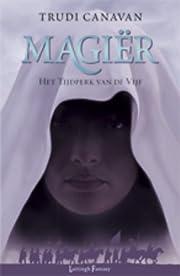 Magiër (Het Tijdperk van de Vijf, #2)
