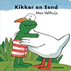 Frog and Duck by Max Velthuijs