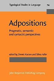 Adpositions: Pragmatic, semantic and…