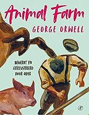 Animal farm graphic novel af Odyr,