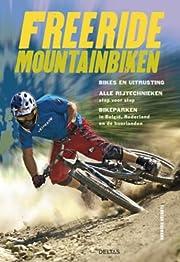 Freeride mountainbiken de Florian Haymann