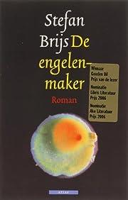 De engelenmaker roman – tekijä: Stefan…