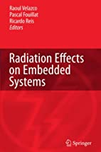 Radiation Effects on Embedded Systems by…