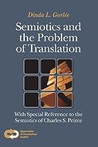 Semiotics and the Problem of Translation:…