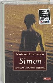 Simon – tekijä: Marianne Fredriksson