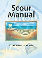 Scour Manual by G.J.C.M. Hoffmans