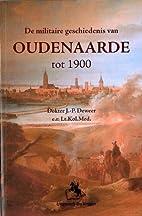 De militaire geschiedenis van Oudenaarde tot…