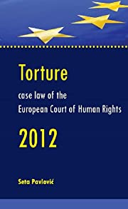 Case law of the European Court of Human…