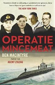 Operatie Mincemeat por Ben MacIntyre