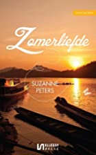 Zomerliefde : liefdesroman by Suzanne Peters
