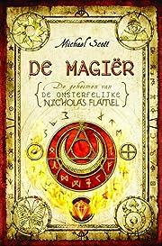 De magier / druk 1 – tekijä: M. Scott