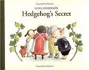 Hedgehog's Secret por Lena Anderson