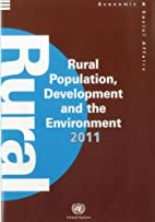 Rural Population, Development and the…