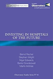 Investing in Hospitals of the Future…
