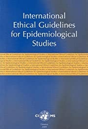 International Ethical Guidelines on…