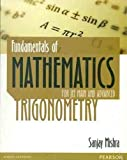 Fundamentals of mathematics trigonometry
