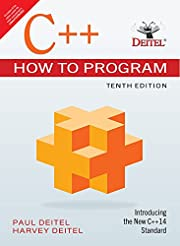 C++ How to Program (10th Edition) av Harvey…