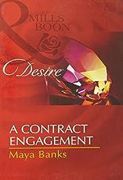 A Contract Engagement (Desire) de Maya Banks