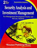 Security analysis and investment management