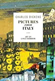 Pictures from Italy / by Charles Dickens ; the vignette illustrations on wood, by Samuel Palmer