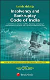 Insolvency and bankruptcy code of India: a commentary on insolvency resolution, liquidation, bankruptcy of corporate persons, individuals, sole proprietorship and partnership firms