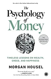 The Psychology of Money by Housel Morgan