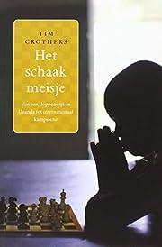 Het schaakmeisje van een sloppenwijk in…