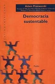 Democracia Sustentable (Spanish Edition) by…