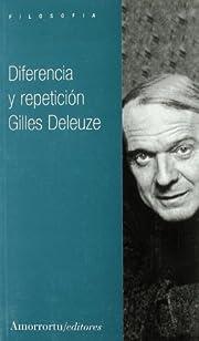 Diferencia y Repeticion (Spanish Edition) de…