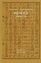 Mencius by D. C. Lau