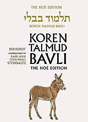 Koren Talmud Bavli, Noé Edition, Vol 39:…
