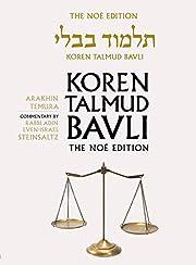 Koren Talmud Bavli Noe Edition, Vol 40:…