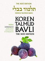 Koren Talmud Bavli, Noé Edition, Vol 42:…