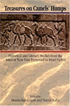 Treasures on Camels' Humps: Historical and…