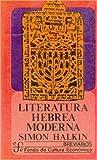 Literatura hebrea moderna
