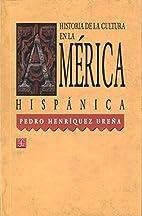 Storia della cultura nell'America spagnola…