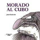 Morado al cubo by Juan Gedovius