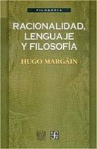 Racionalidad, lenguaje y filosofía.…