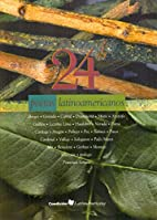 24 Poetas Latinoamericanos by F. Serrano