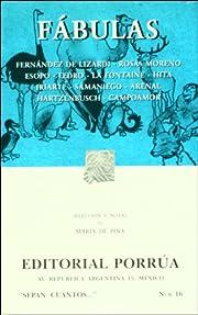 Fábulas de De Lizardi;