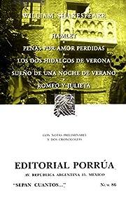 Hamlet (Spanish Edition) av William…