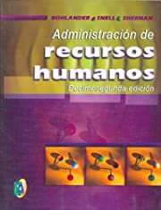 Administracion de Recursos Humanos (Spanish…