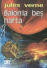 Balonla Bes Hafta-Altin de Jules Verne