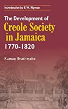 The development of Creole society in…